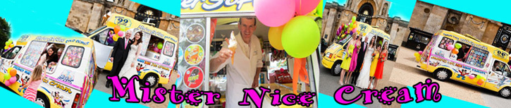 Mister Nice Cream - Best Ice Cream for Weddings Parties in Oxfordshire Buckinghamshire Gloucestershire Worcestershire Northamptonshire Berkshire Wiltshire Warwickshire