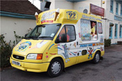 Ice Cream Provider in Oxford and surrounding areas