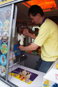 Healthily Nutritious Reliably Delicious Best Ice Cream Man in UK Oxfordshire Balls Party and Weddings