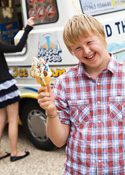 I like it .. Ice Cream Van that the children LOVE