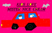 Everyone LUVS Mister Nice Cream!!!