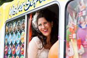 Blenheim Palace Wedding A Happy Day Mister Nice Cream Van Hire Wiltshire and Northamptonshire