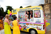 Blenheim Place Weddings Ice Cream Van Hire Wiltshire and Berkshire