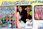 Happiness on Wheels Ice Cream Van Hire in Northamptonshire Longon Oxford