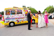 Ice Creams Candy Chilled Drinks Mister Nice Cream has them all for weddings in UK Oxford Buckinghamshire