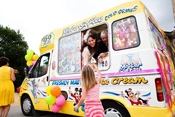 Oxfordshire Gloucestershire Weddings Ice Cream Services