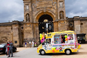 Blenheim Palace Wedding Ice Cream Supplies by Mister Nice Cream for memorable times and locations